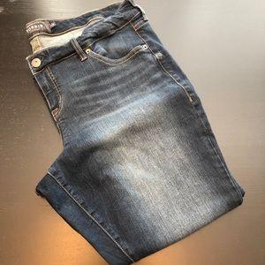 Torrid Cropped Premium Boyfriend Jeans